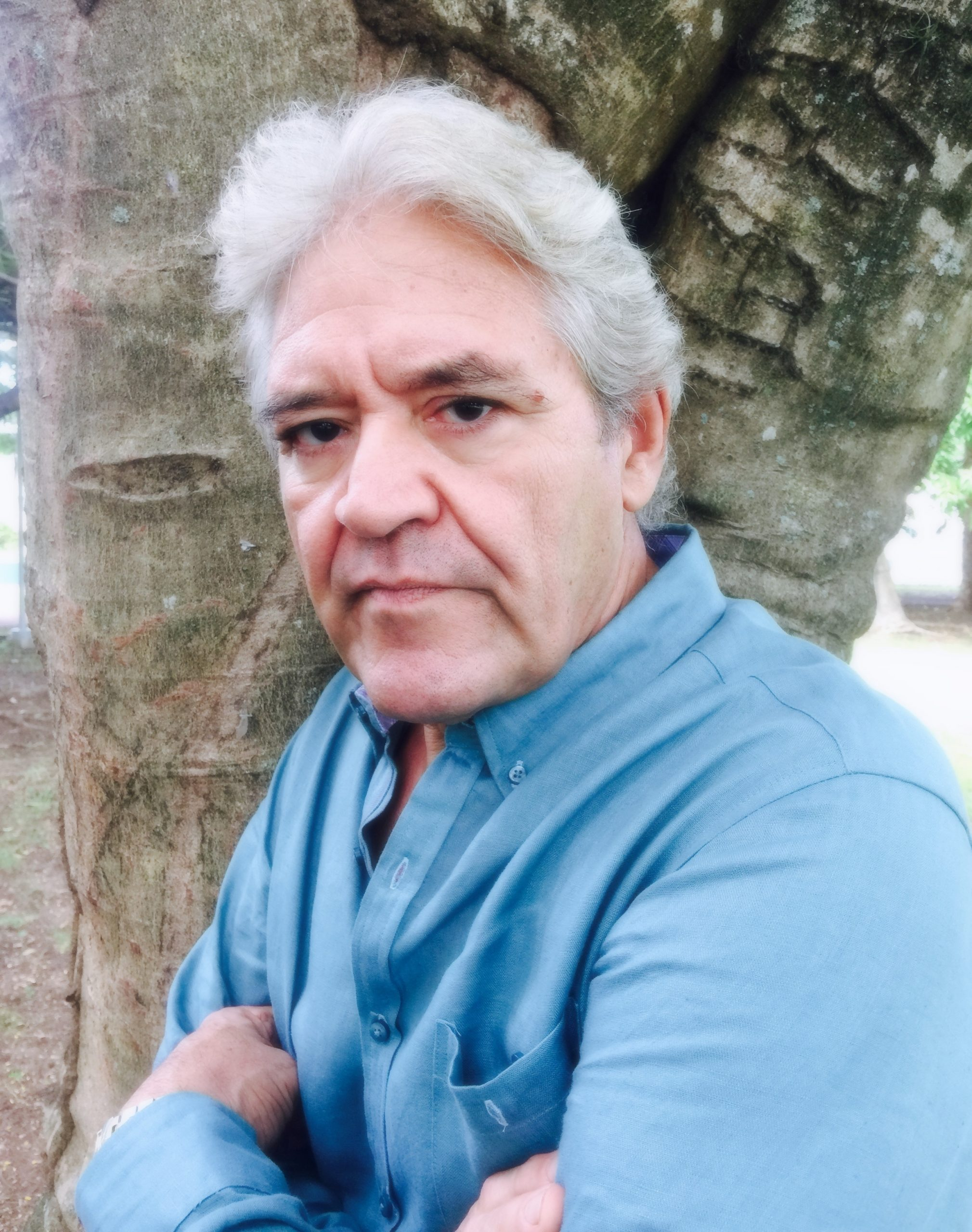 """El actor y cantante edita su disco """"Autorretrato""""' en estos días. (Foto Alina Marrero para Fundación Nacional para la Cultura Popular)"""