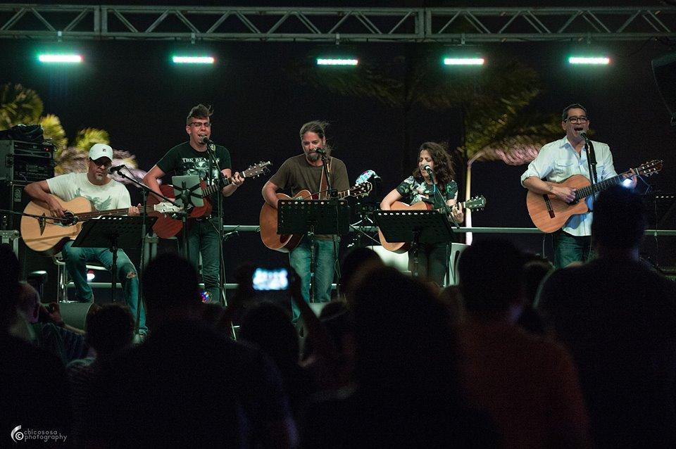 La Banda Acústica ya ha recorrido numerosas plazas del País. (Foto suministrada)