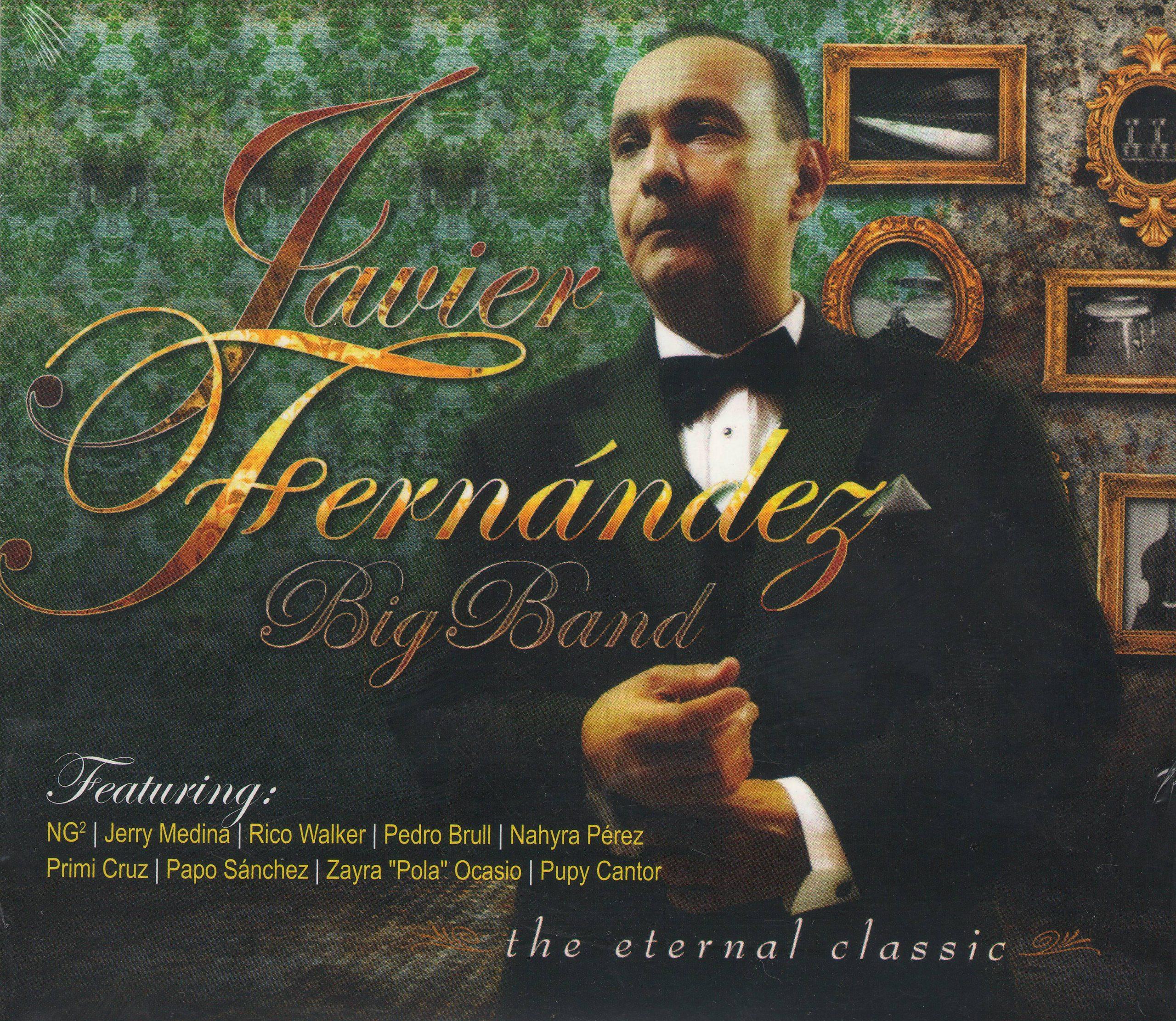 11. Javier Fernandez Big Band   the eternnal classic