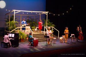 La obra está ambientada en una fiesta de pueblo en el sur. (Foto suministrada)