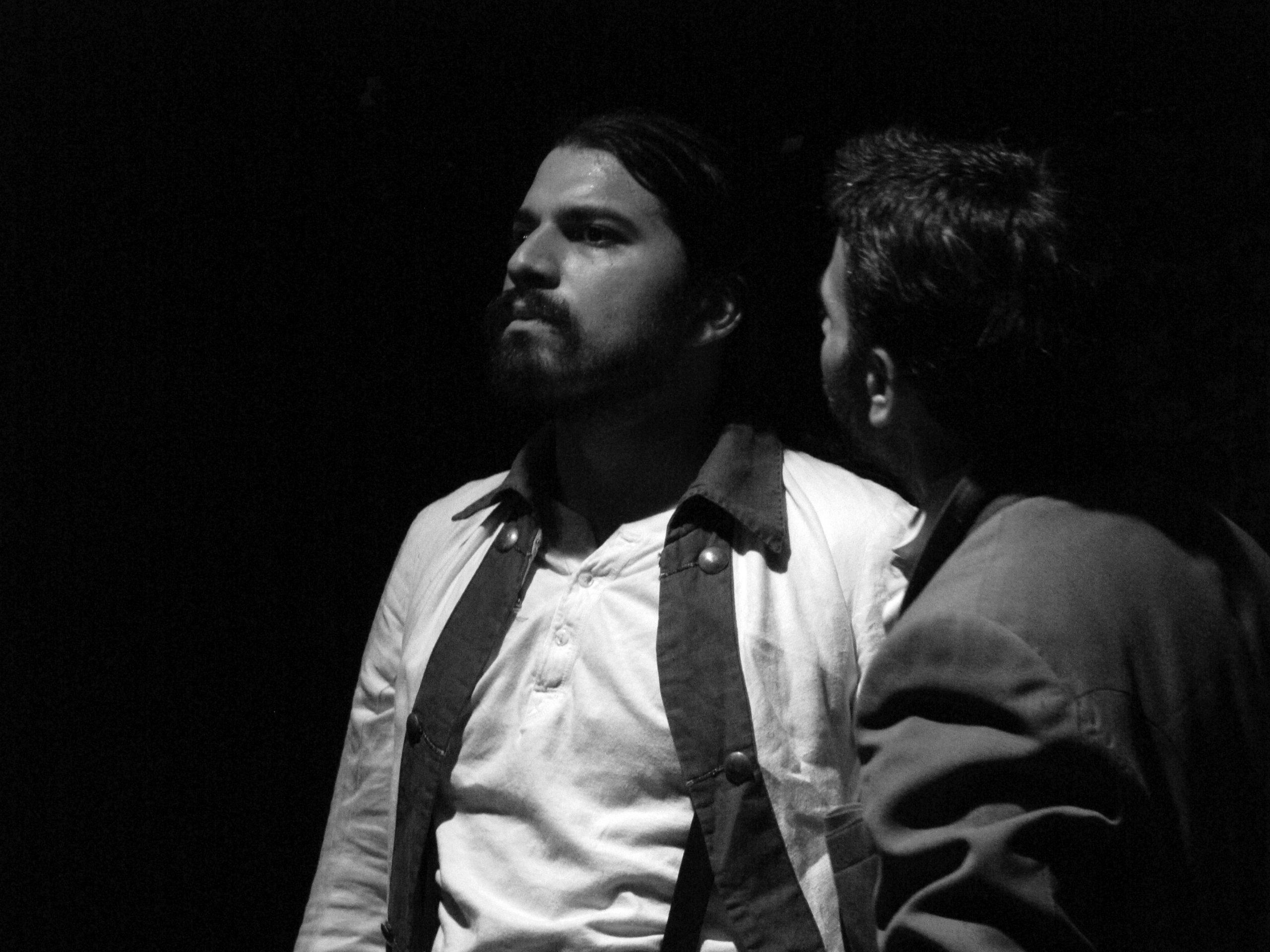 Lo primero que hizo para el Ateneo fue 'El médico fatulo', una adaptación de Roberto Ramos-Perea de la obra de Moliere, 'El médico a palos'. (Foto Instituto Tapia)