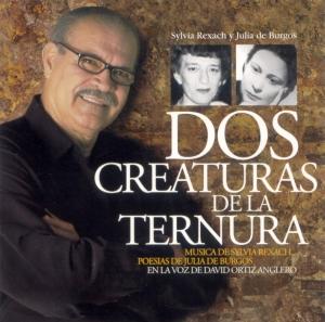 Entre sus producciones discográficas, David Ortiz rindió homenaje a Julia de Burgos y Sylvia Rexach en 2000. (archivo Fundación Nacional para la Cultura Popular)