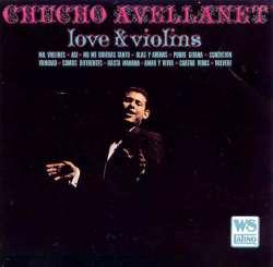 Chucho Avellanet: Love & Violins (Archivo Fundación Nacional para la Cultura Popular)