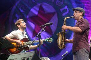 Gabriel Vicéns cuenta con Jonathan Suazo como uno de sus artistas invitados. (Foto suministrada)