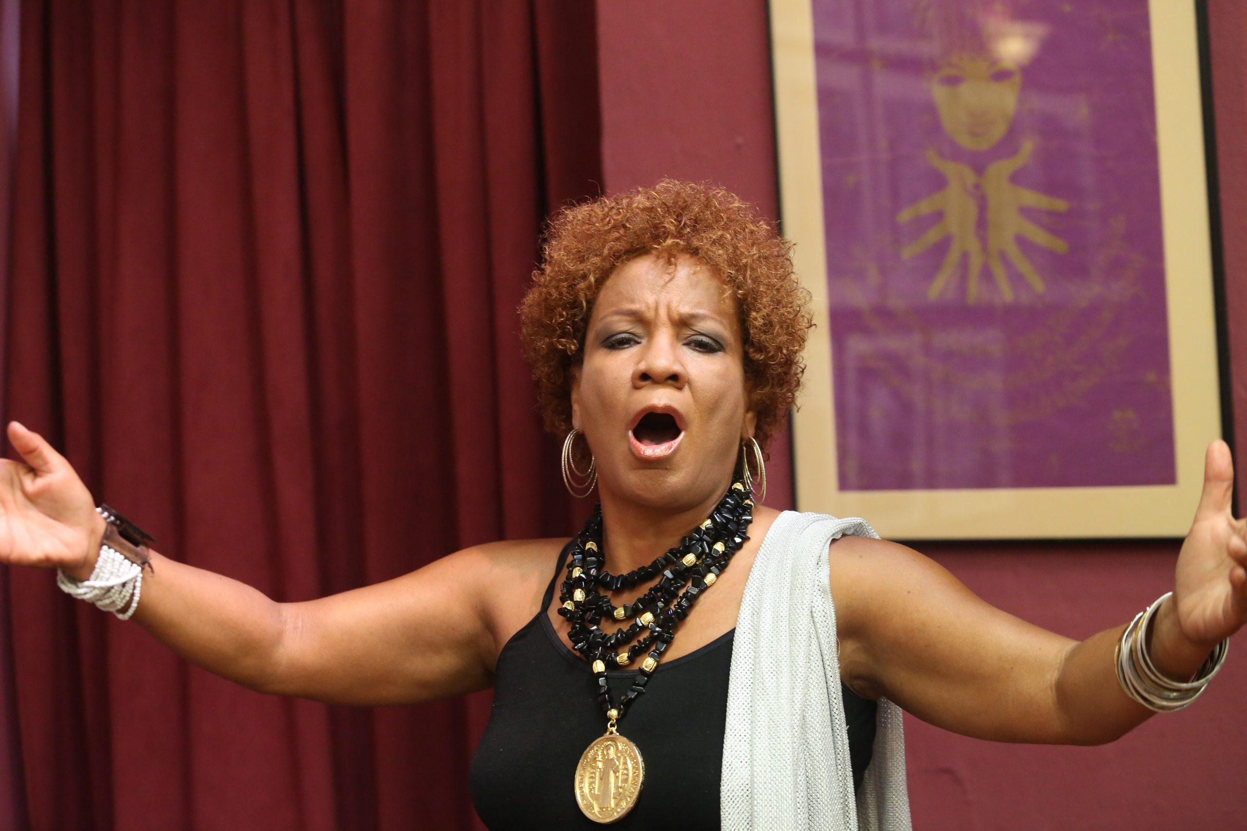 El 19 de julio Choco hará un espectáculo totalmente dedicado a Ruth en el Teatro Tapia del Viejo San Juan.