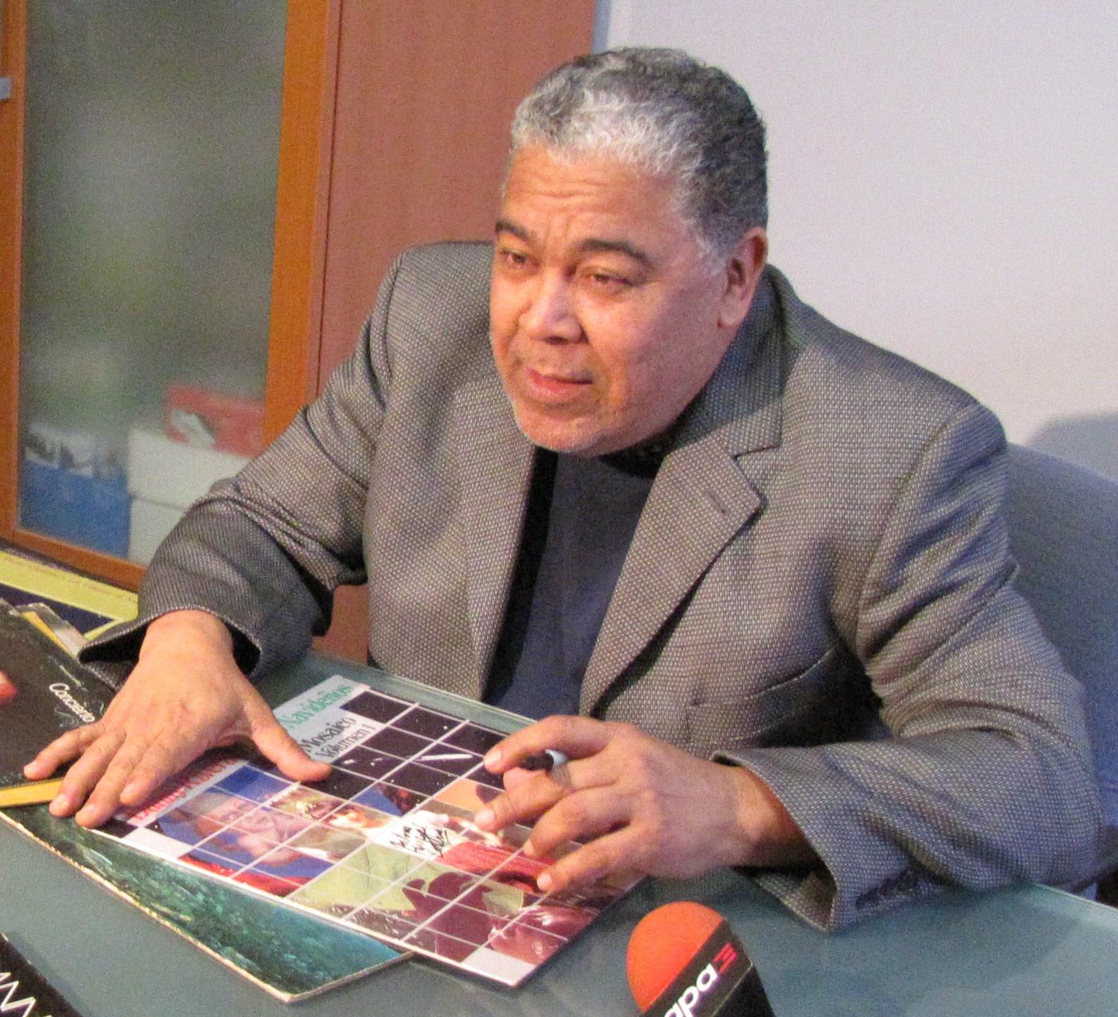 Danny Rivera (Foto Javier Santiago / Fundación Nacional para la Cultura Popular)