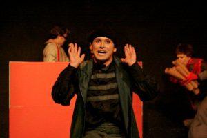 El actor contrasta los ambientes en los que se ha desarrollado su joven carrera. (Foto suministrada)