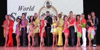 Representantes de Argentina, Estados Unidos, Italia, Brasil y Puerto Rico se disputaron el campeonato del Mundial del Salsa Open 2014. (Foto suministrada)