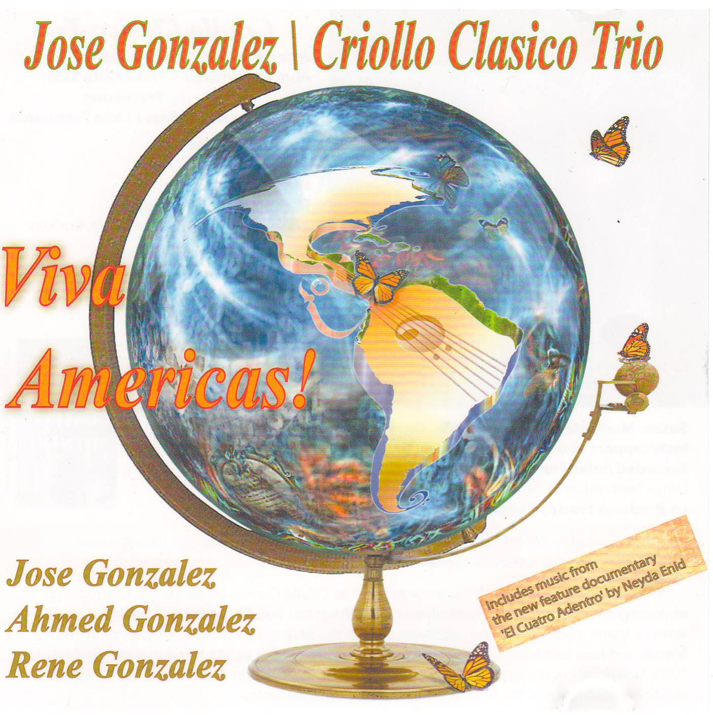 5. jose gonzalez criollo classic trio viva Americas 2014