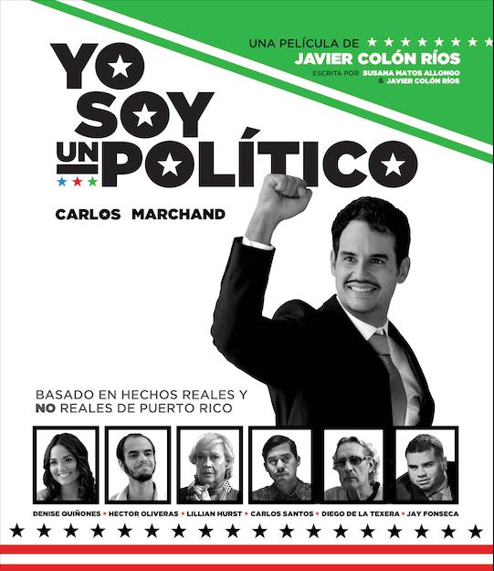 Cartel promocional de la comedia fílmica. (Foto suministrada)