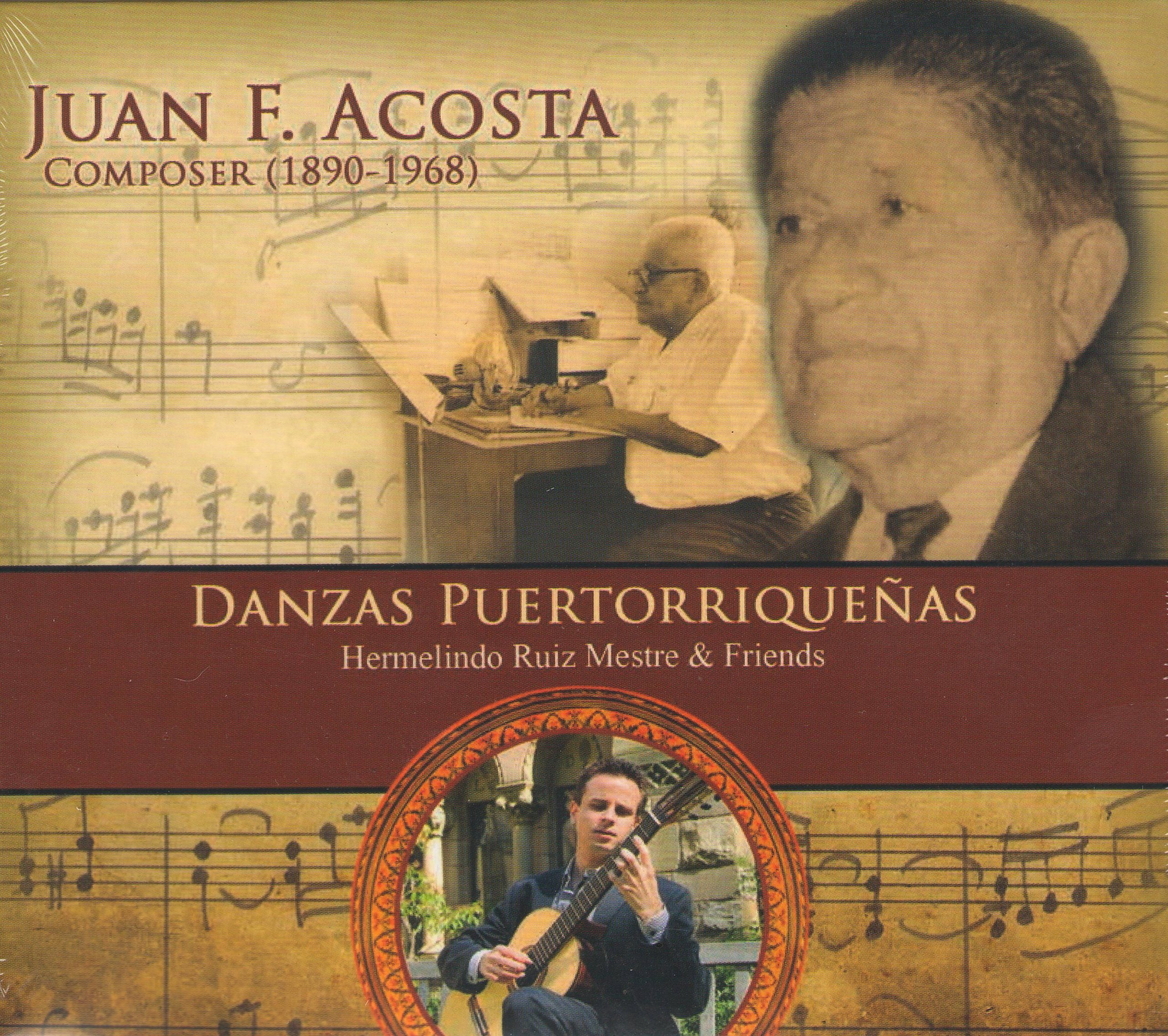 9. Danzas Puertorriquenas  Hermelindo Ruiz Mestre & Friends