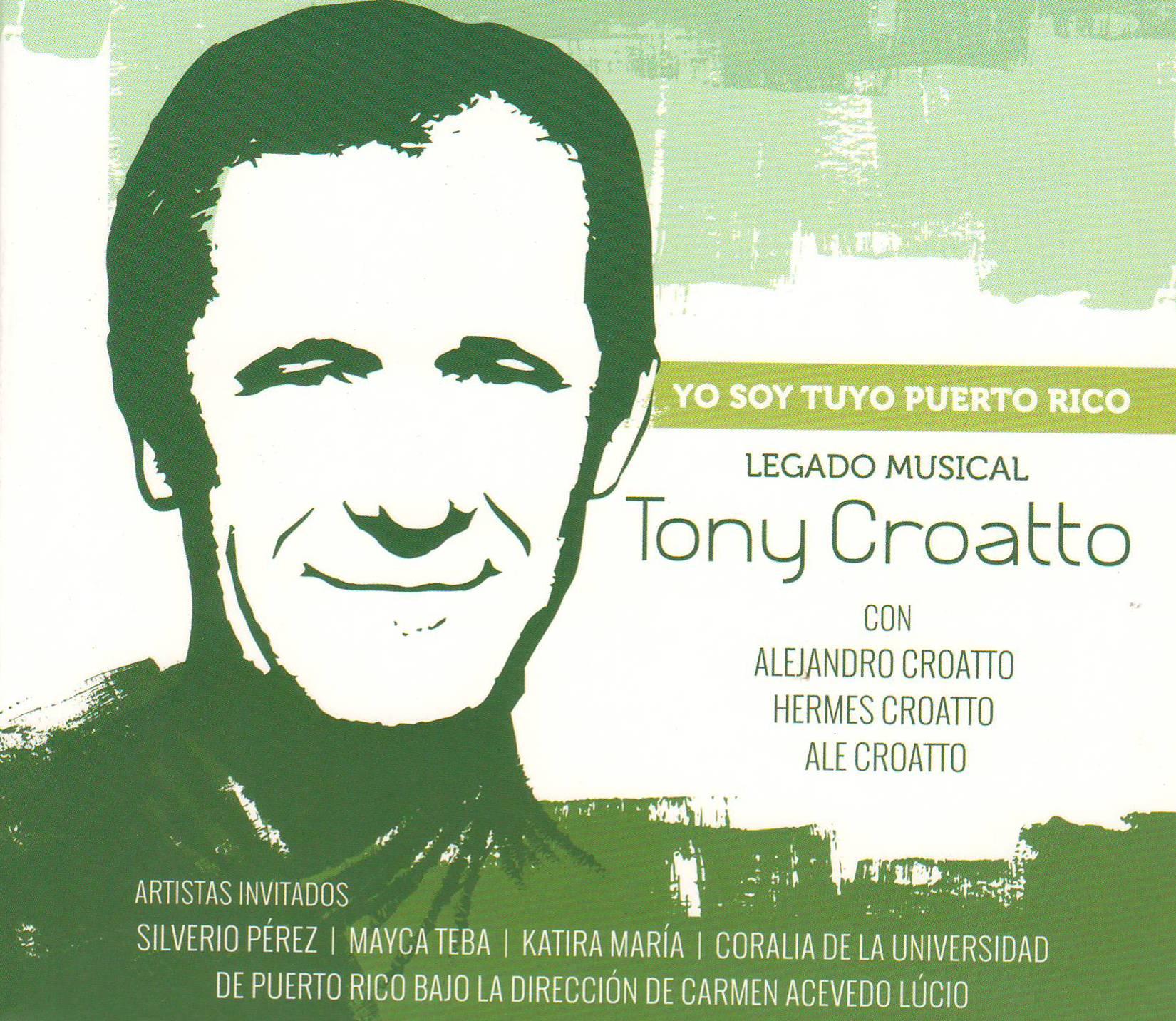ale, alejandro y hermes croatto - 2015 - legado tony croatto