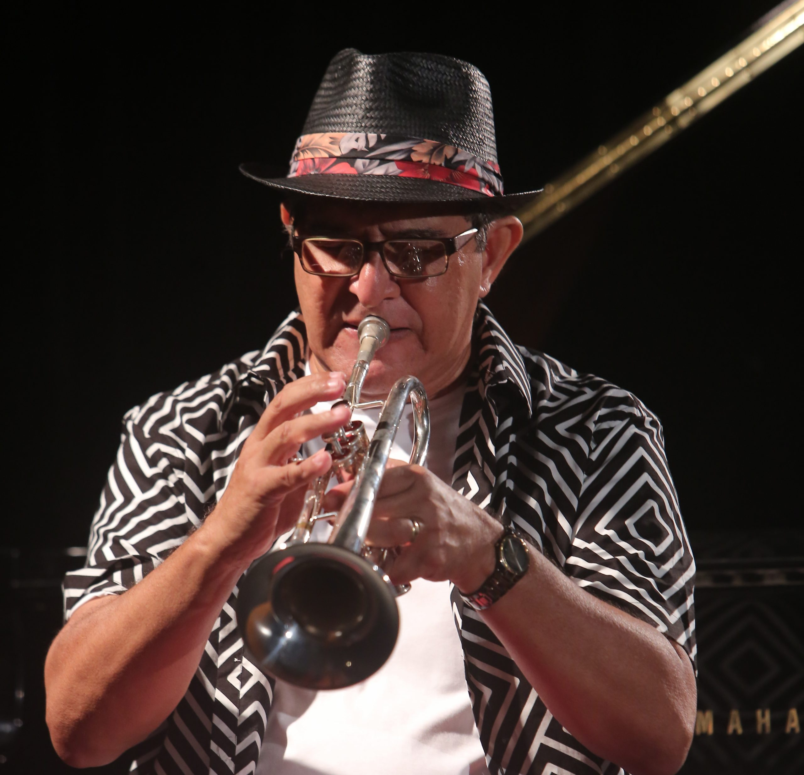El famoso trompetista hace un balance entre la múisca, el servicio público y su vida espiritual. (Foto suministrada)