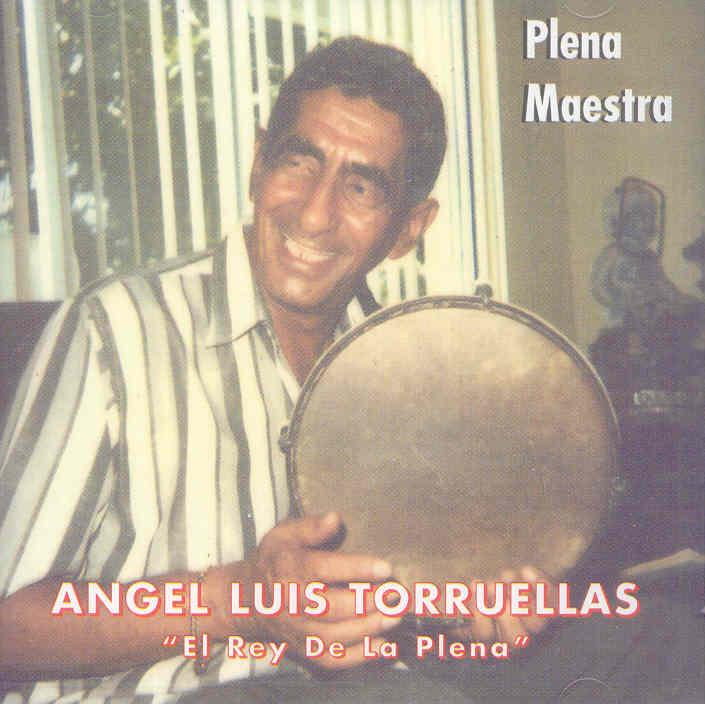 """""""Plena Maestra"""" fue producido para Torruellas por el cntautor Rodolfo Barrera a mediados de la década de 1990. (archivo Fundación Nacional para la Cultura Popular)"""