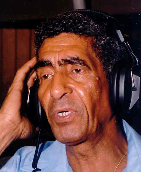Angel Luis Torruellas grabó en la década de 1990 una producción con el cantautor Rodolfo Barrera. (Foto César Silva para Fundación Nacional para la Cultura Popular)