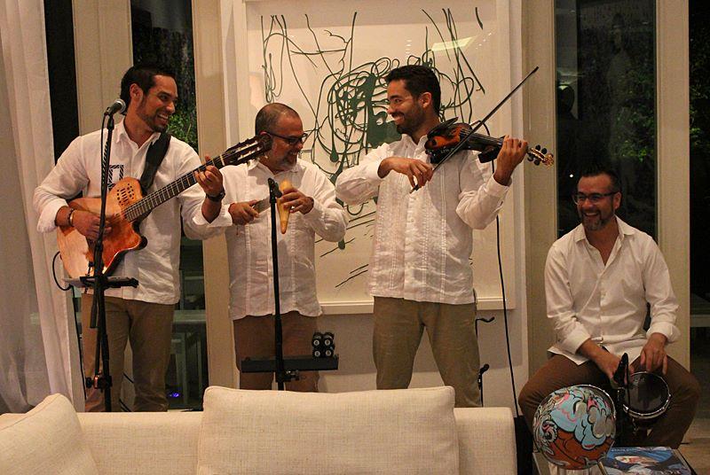 Así Somos forman parte de la oferta musical del Festival. (Foto suministrada)