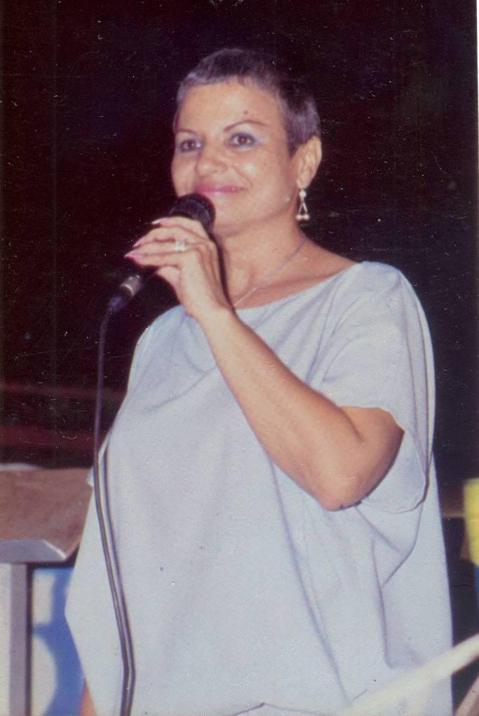 Blanca Rosa Gil destaca su impacto en el pentagrama popular. (archivo Fundación Nacional para la Cultura Popular)
