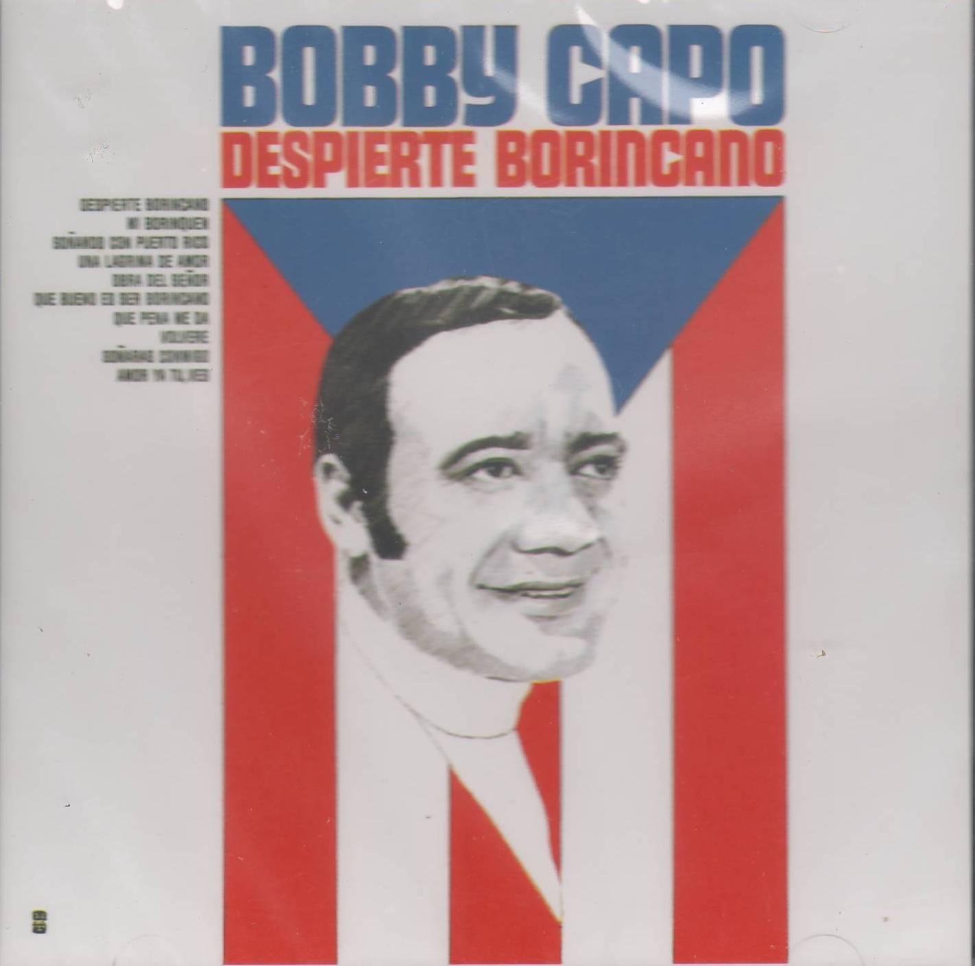 """Carátula de la producción original del sello Gema en la que Bobby Capó grabó e; clásico """"Soñnado con Puerto Rico. (archivo Fundación Nacional para la Cultura Popular)"""