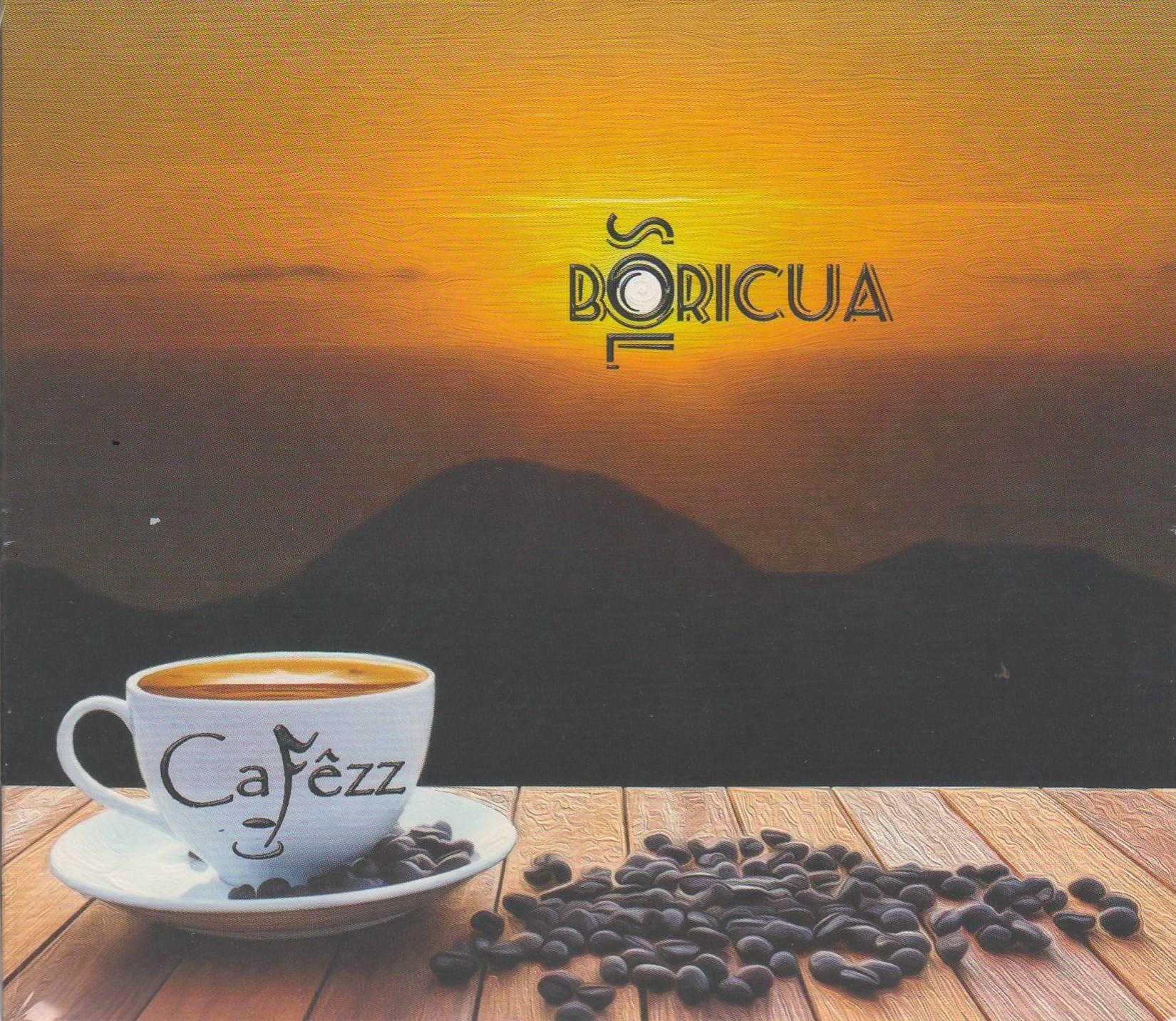 cafezz - 2016 - Sol boricua