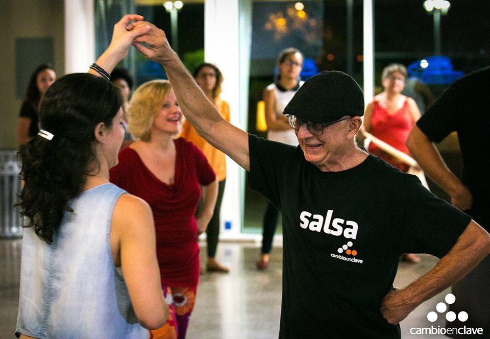 Cambio en Clave celebró diez años de educación musical a través del baile. (Foto José Hudo Castañer)