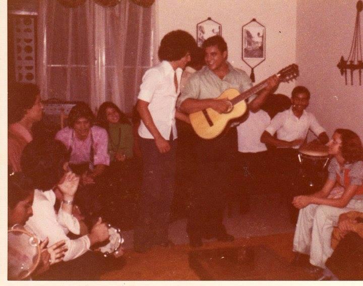 Su amistad con Carlos Esteban Fonseca data de sus años de estudiante. (Foto suministrada)