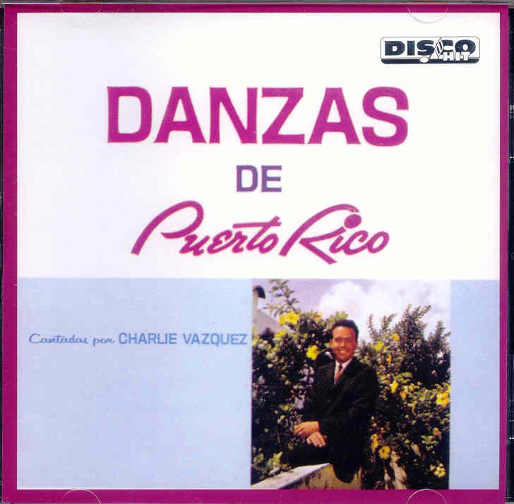 charlie vazquez danzas de puerto rico