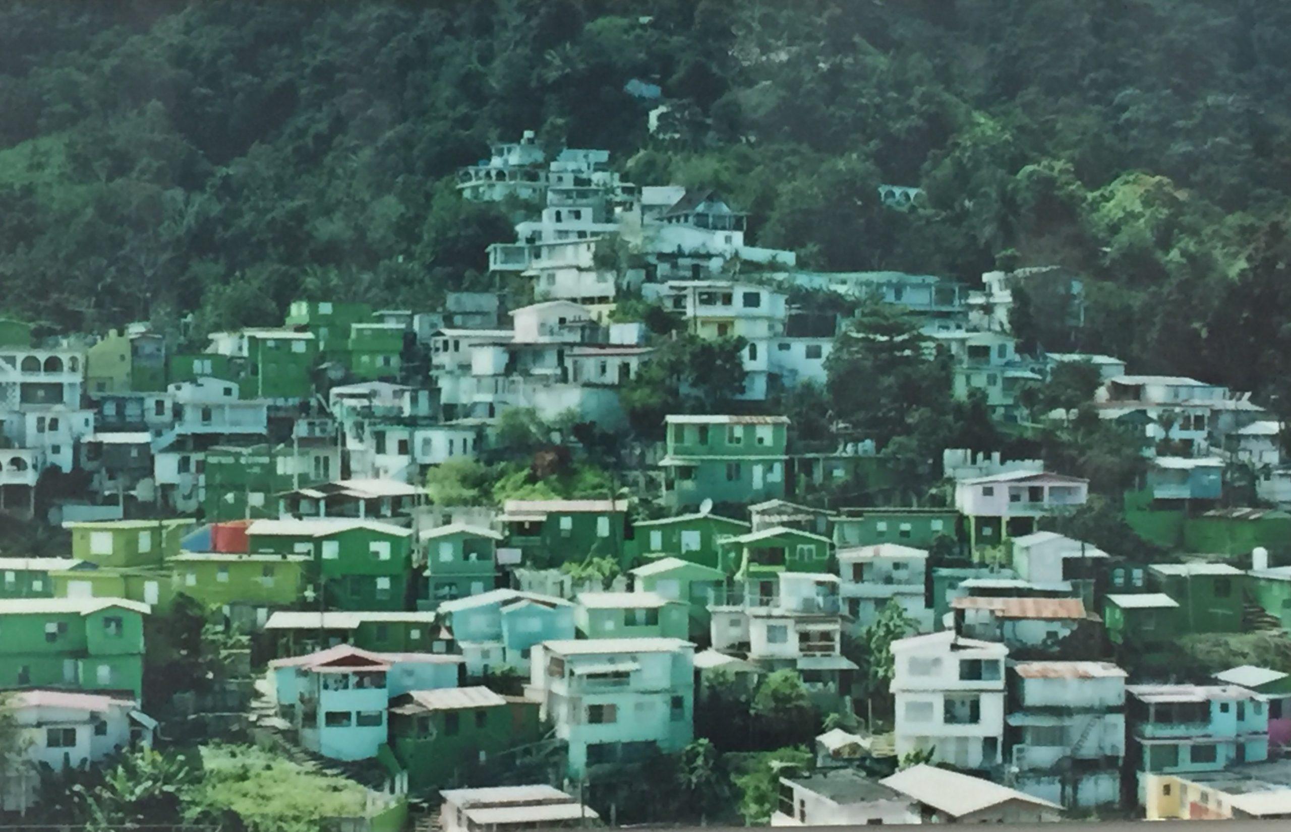 """""""El Cerro"""" de Chemi Rosado Seijo se incluye la exhibición inaugural. (Foto suministrada)"""