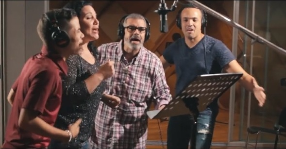 """El vídeo promocional de """"Hecho en Puerto Rico"""" se ha difundido a través de la red cibernética. (Foto suministrada)"""