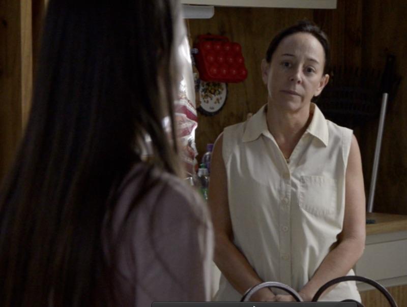 """Cordelia González es """"Gloria"""" en la nueva película """"Carmín o antes de que cante el gallo"""". (Foto suministrada)"""