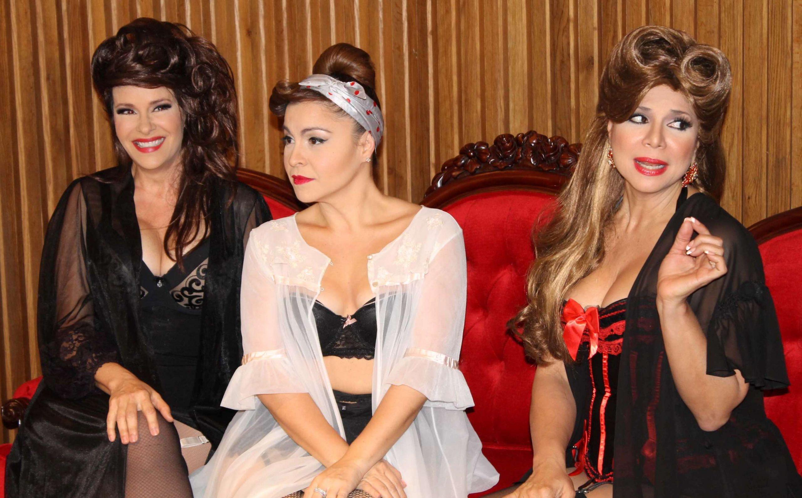 Cristina Soler, Wanda Sais y Linnette Torres - Copy