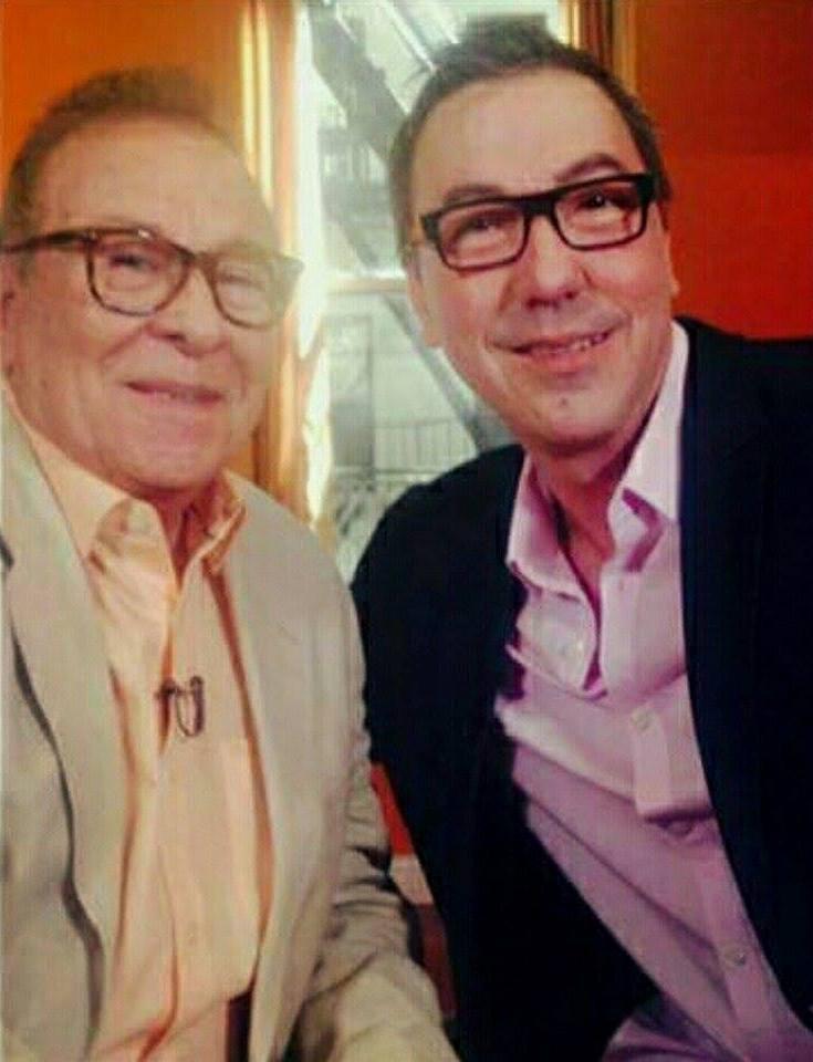 En la serie Dean Zayas también entrevistó a Juan Luis Acevedo. (Foto suministrada)