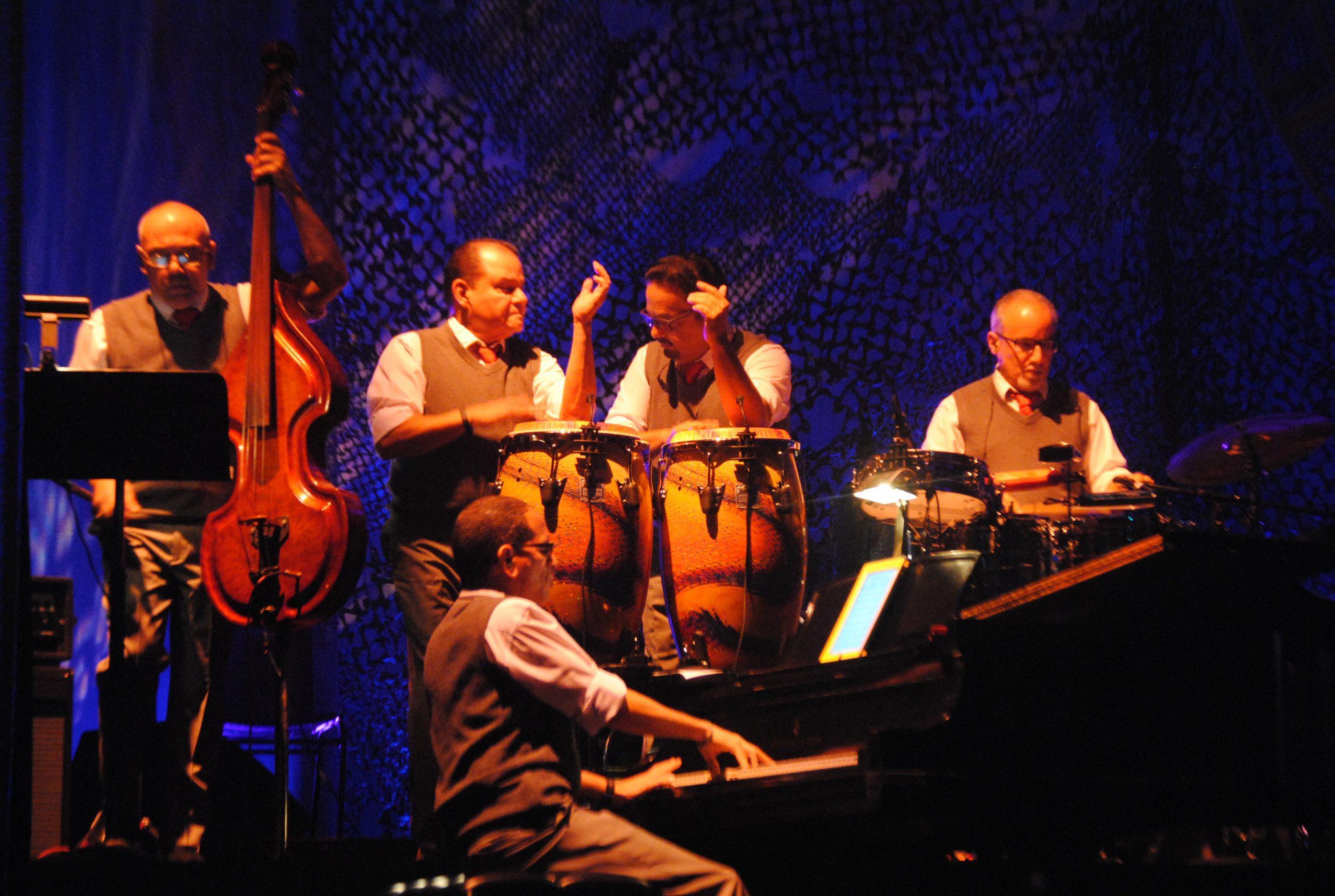 La excelencia musical enmarcó la presentación de Santa Risa en este regreso a Bellas Artes. (Foto Jaime Torres Torres para Fundación Nacional para la Cultura Popular)