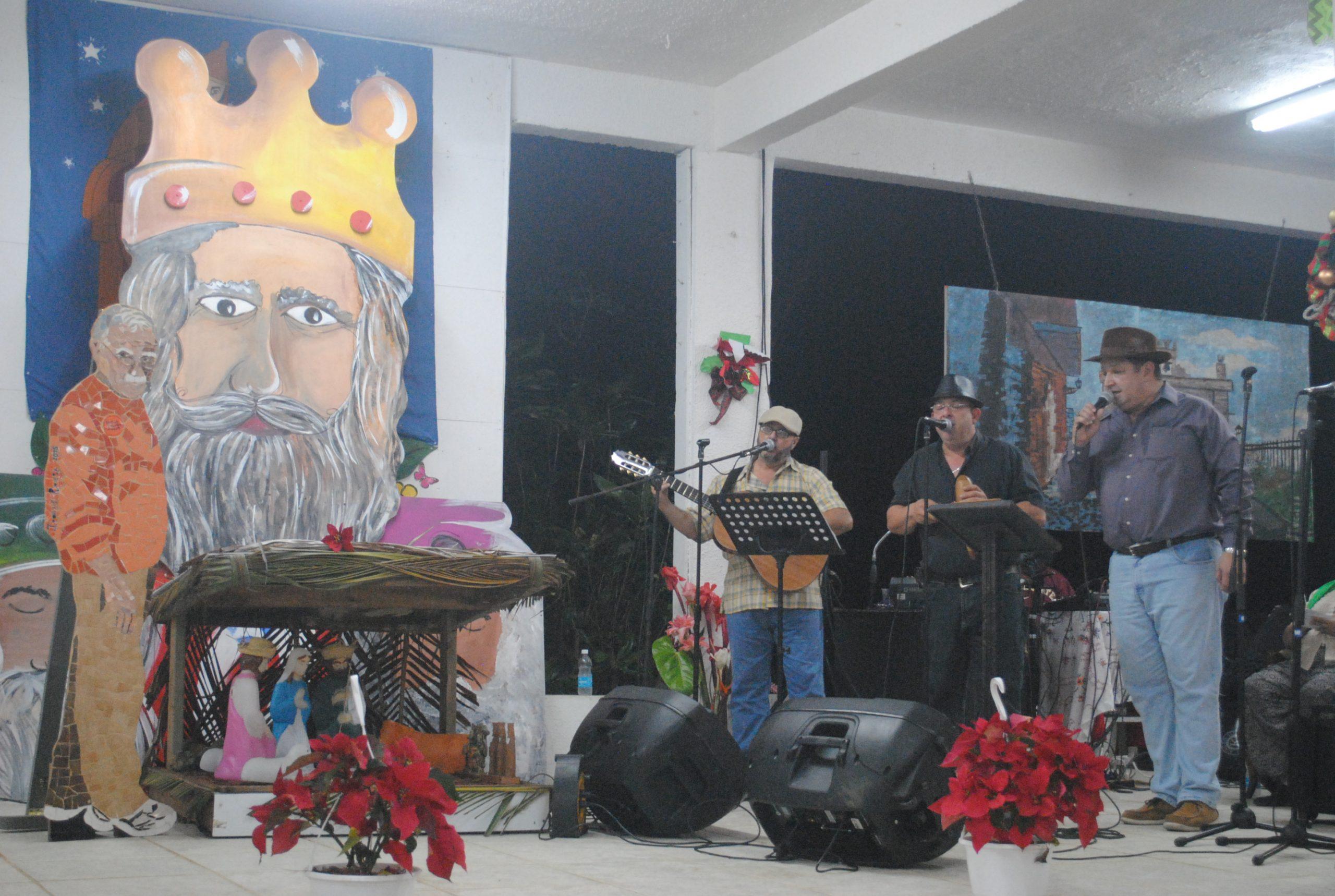 La liberación de Oscar López Rivera ha sido petición del sector Volcán Arenas en sus últimas cuatro Promeas de Reyes. (Foto Jaime Torres Torres para Fundación Nacional para la Cultura Popular)