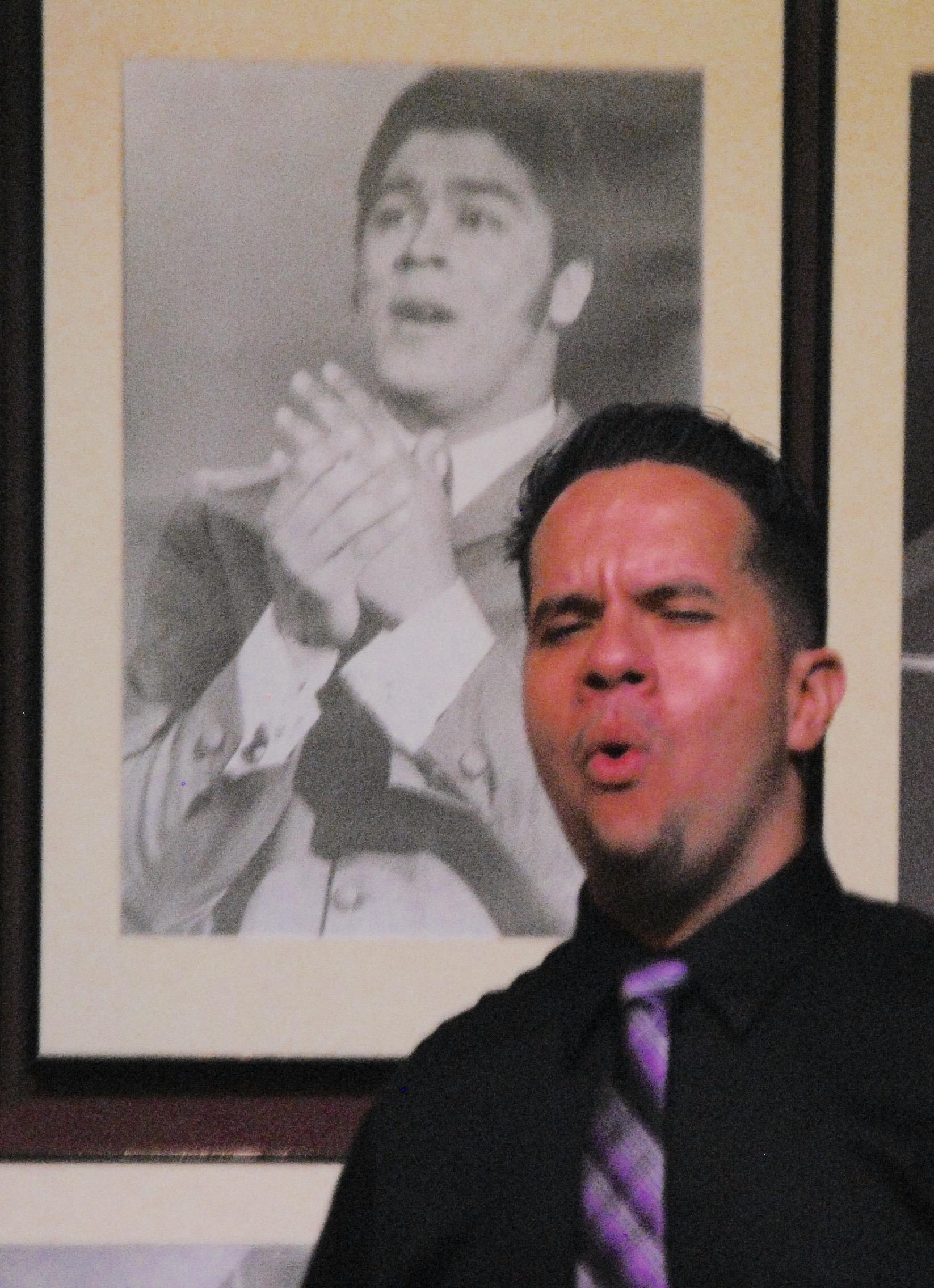 Robles interpretó danzas clásicas y modernas. (Foto Jaime Torres Torres para Fundación Nacional para la Cultura Popular)