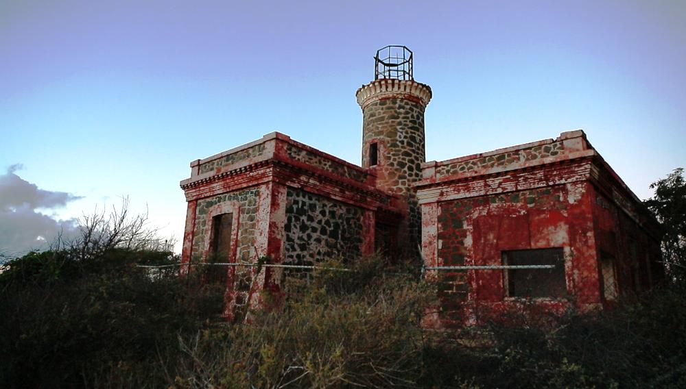 Faro de Culebrilla. (Foto suministrada)
