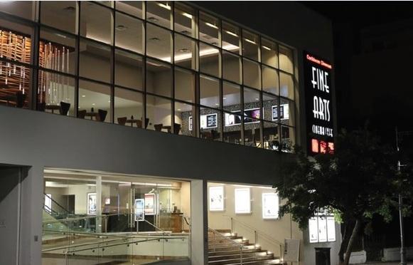 Las salas del Fine Arts Cinema de Miramar proyectarán las producciones participantes en el Festival de Cine Internacional de San Juan. (Foto suministrada)