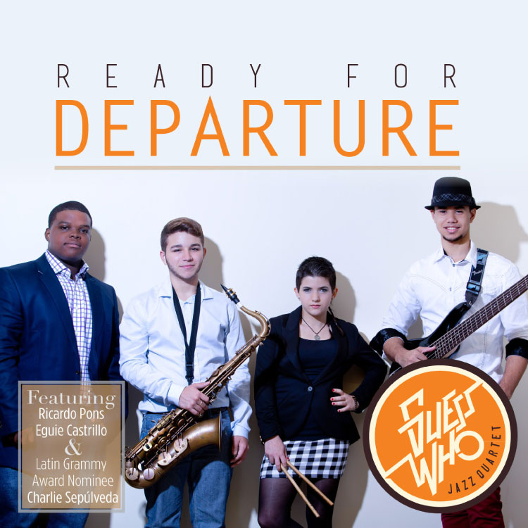 Guess Who Jazz Quartet marcó un acertado debut discográfico.
