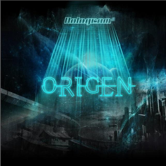 """""""Origen"""" es la segunda producci'on discogr'afica de Holograma."""
