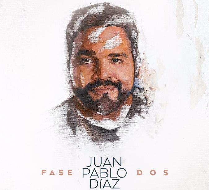 Carátula del nuevo disco de Juan Pablo Díaz.