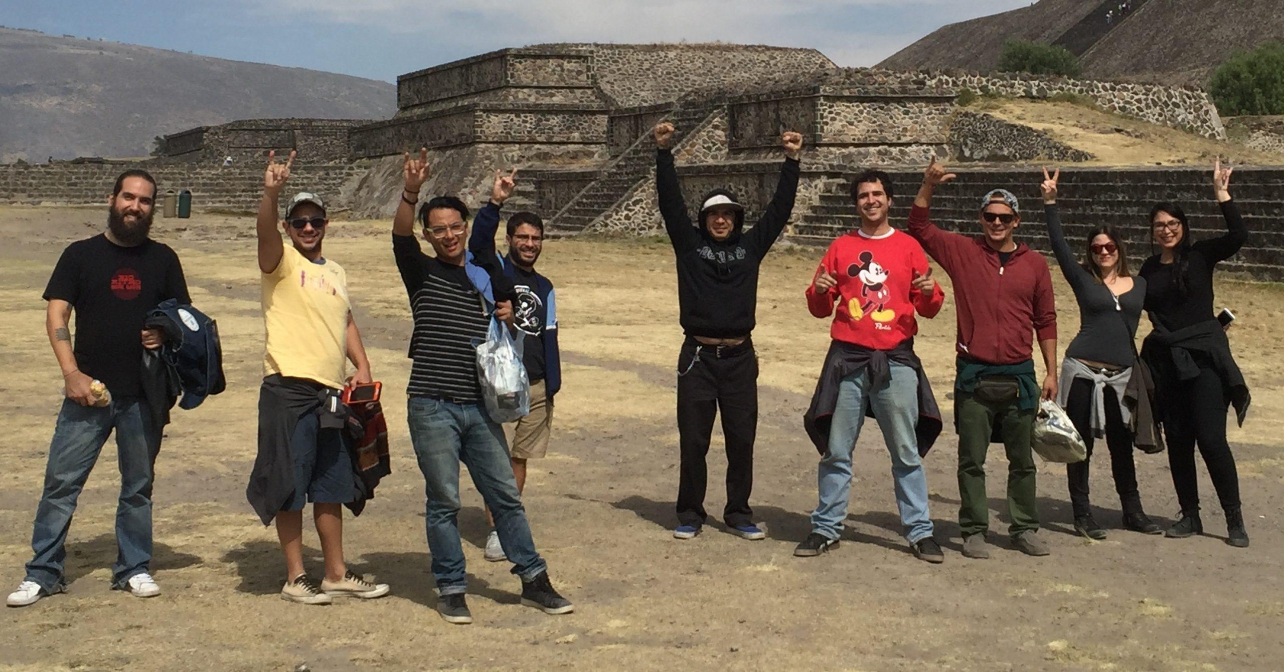 La Orquesta Macabeo se presentó recientemente en México. (Foto suministrada)