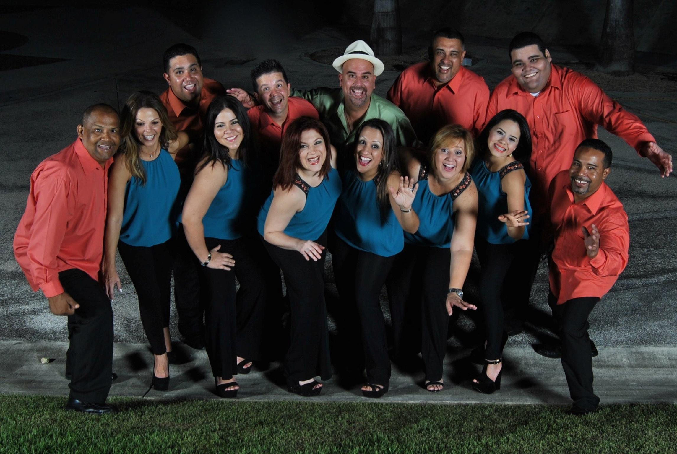 Los Cantores de Bayamón se encuentran muy entusiasmados con su nueva propuesta discográfica. (Foto suministrada)