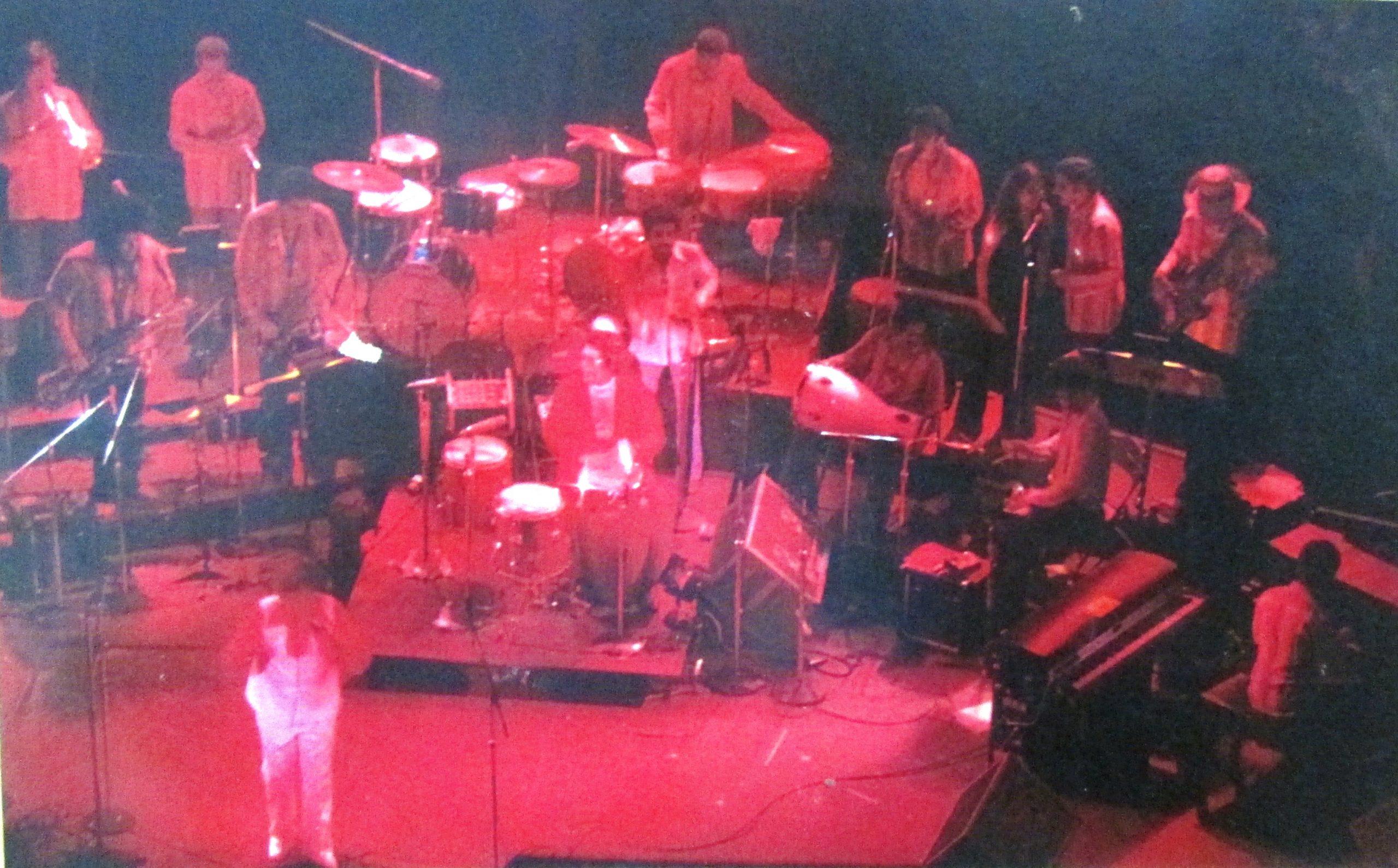 Barretto grabó su concierto en el Teatro Beacon de Nueva York en el 28 de mayo de 1976. (Fania)