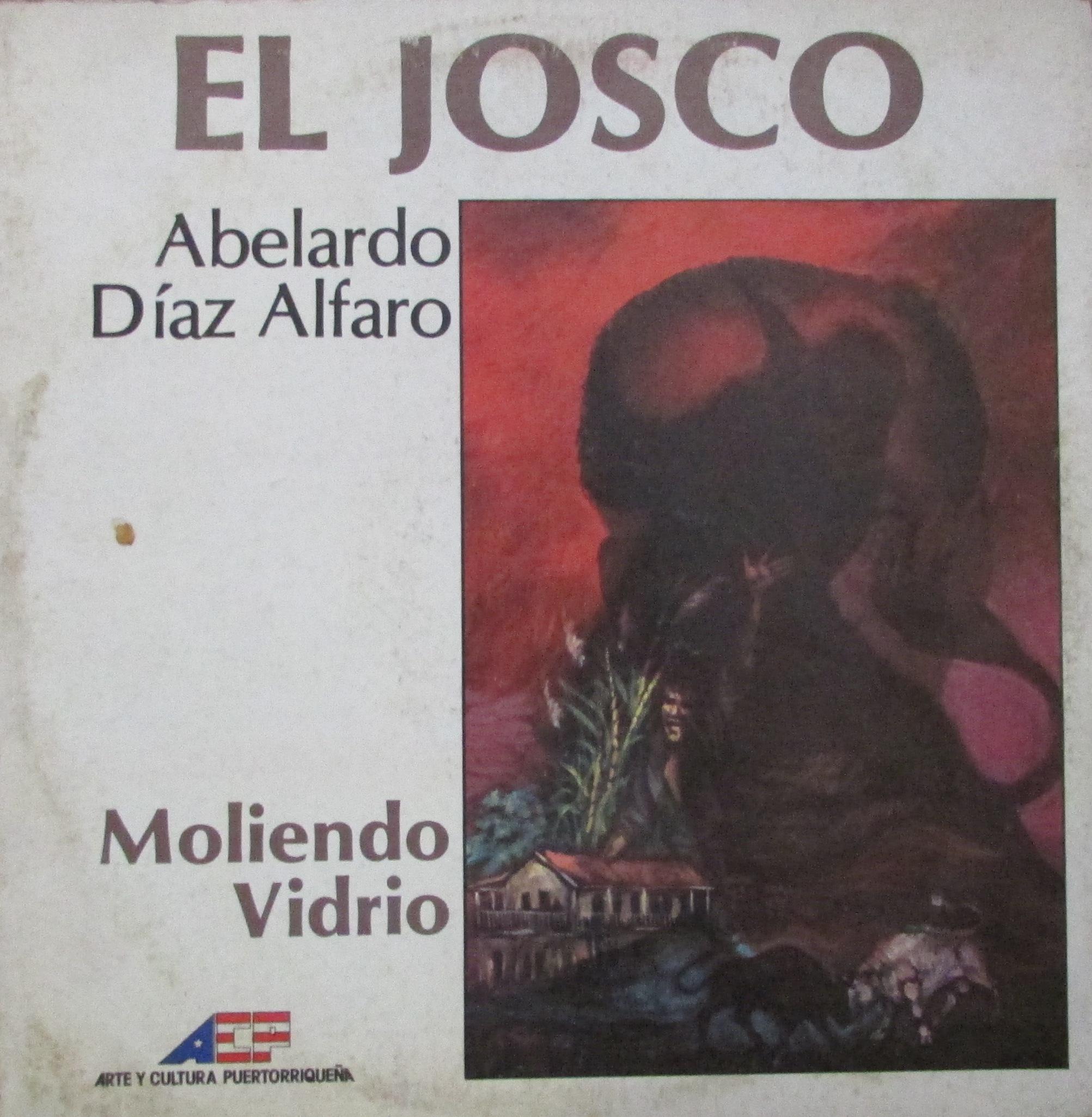 """Carátula original de la producción """"El Josco"""" de Moliendo Vidrio. (archivo Fundación Nacional para la Cultura Popular)"""