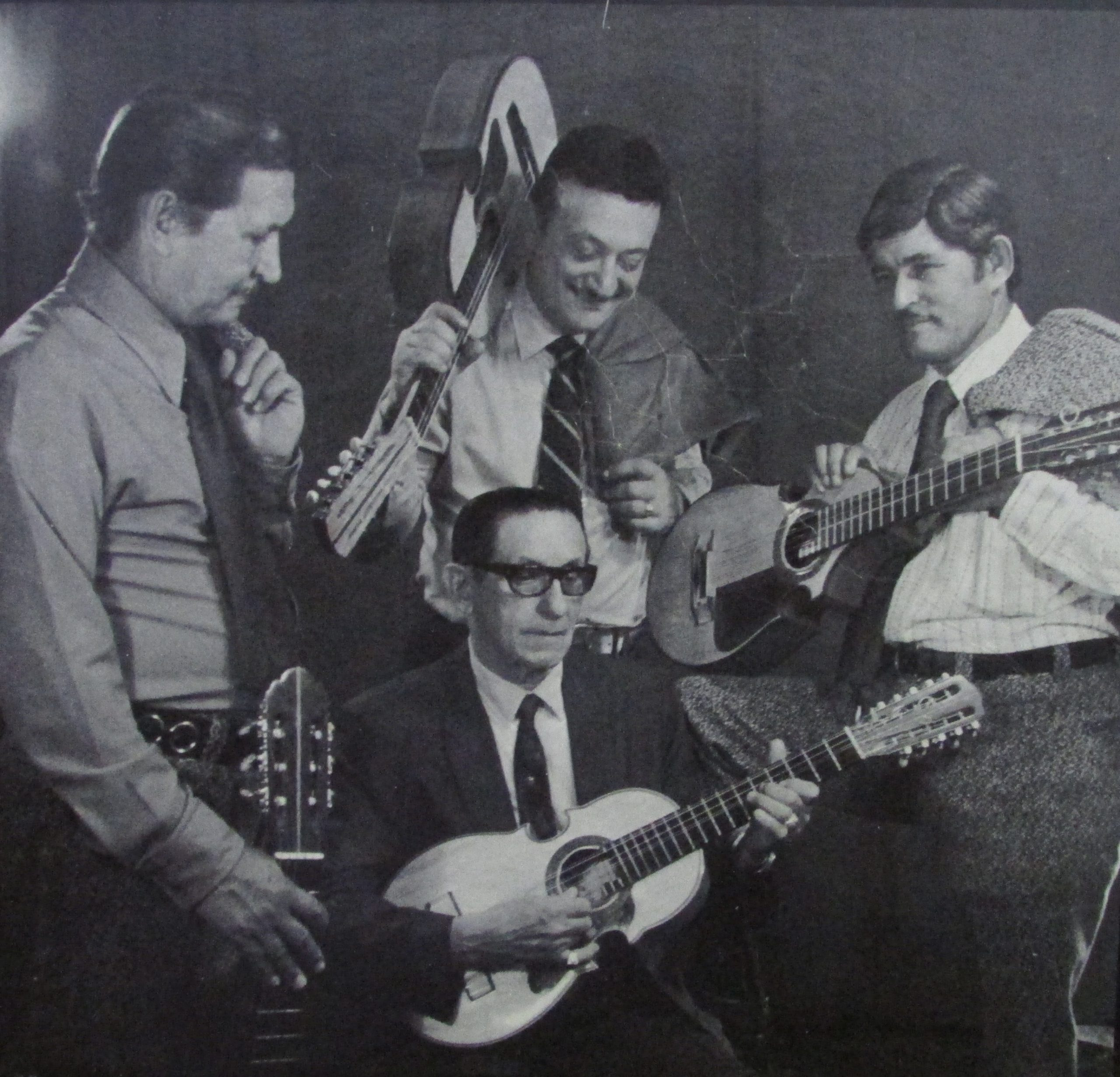 Su paso por el conjunto dirigido por su tío Ladislao Martínez (Ladí) es atesorado con nostalgia por Polo Ocasio. (archivo Fundación Nacional para la Cultura Popular)
