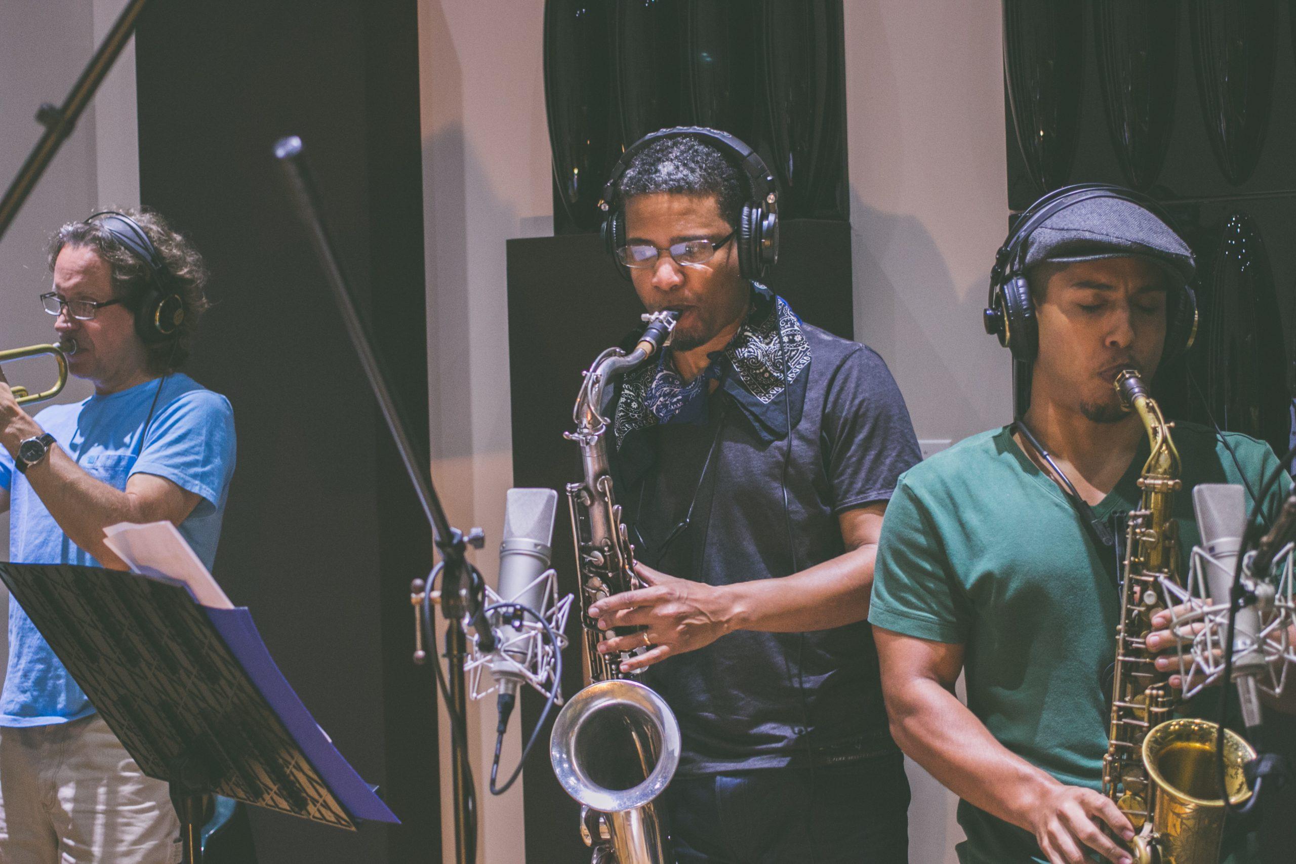 Sipiagin, Jonathan Suazo participaron en la grabación de Vicéns. (Foto suministrada)