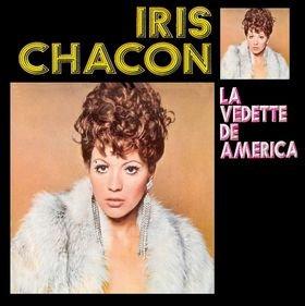 En 1972 Iris Chacón se convirtióen la primera puertoriqueña en grabar a Juan Gabriel. (archivo Fundación Nacional para la Cultura Popular)