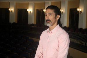 Iván Olmo es el fundador del Festival Internacional de Mimo y Teatro Físico en el Caribe. Foto Carla Olavarría
