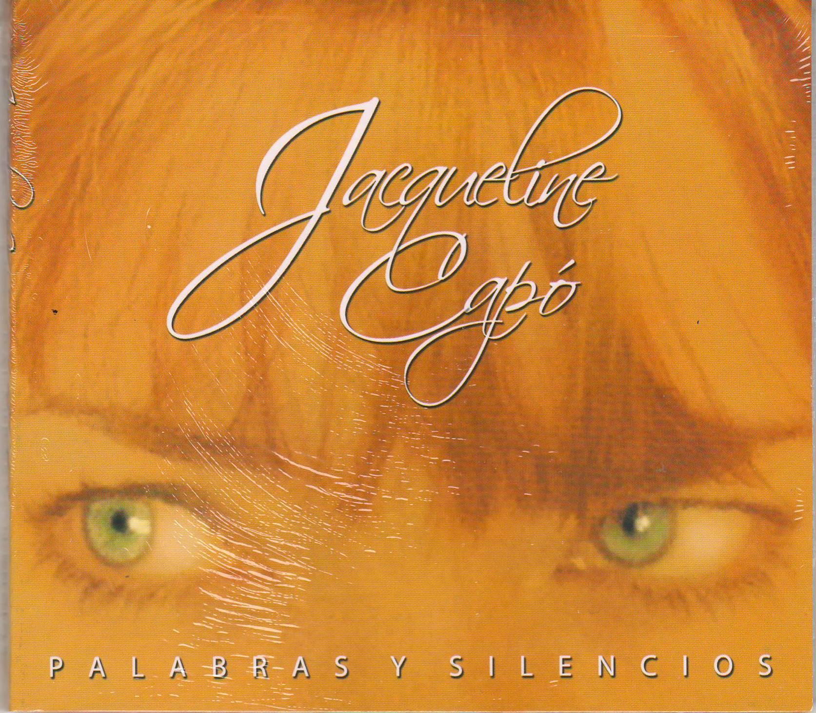 La nueva producción discográfica de mJacqueline Capó será presentada el domingo en la Fundación Nacional para la Cultura Popular.