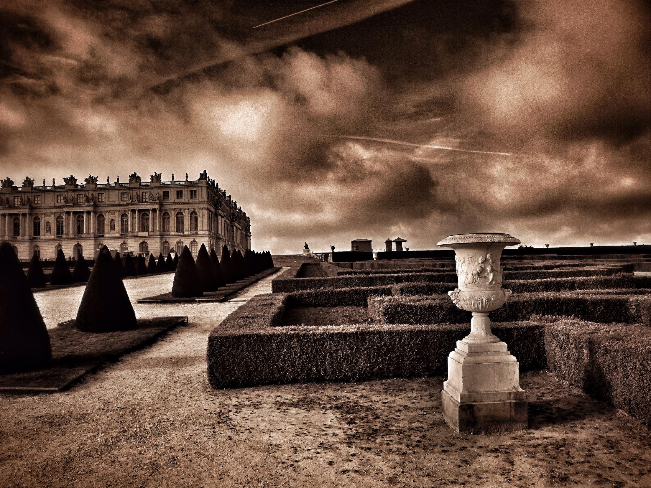 Jardines del Palacio de Versalles en Paris, Francia. (Foto suministrada)