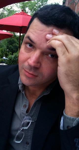 Javier Laureano realizó una extensa investigación sobre el tema. (Foto suministrada)